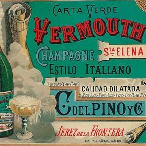 Etiquetas de Vermuth