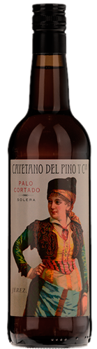 Cayetano del Pino Palo Cortado Solera